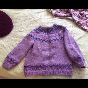 Sweaters - Vintage Wool Sweater
